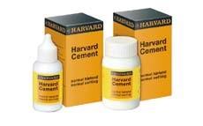 Harvard Cement Presa Normale -. POLVERE 3 1