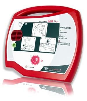 Defibrillatore Rescue Sam 1