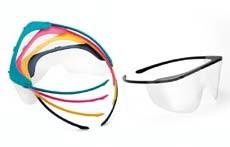 Occhiale Protettivo Monouso 1