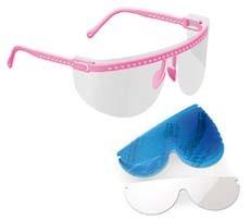Visiera Vista Tec Ultra Light Eyeshield 1
