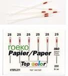 Punte di Carta Top Color Roeko 1