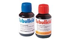 Tubulicid Flacone da 100gr senza fluoro blu 1