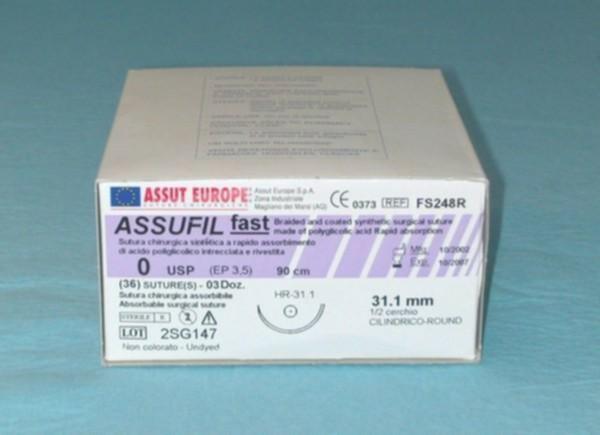 AssuFil Fast - 36pz 1