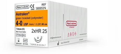 Astralen 6/0 13,2 3/8 TRI. QY498 - 36pz 1