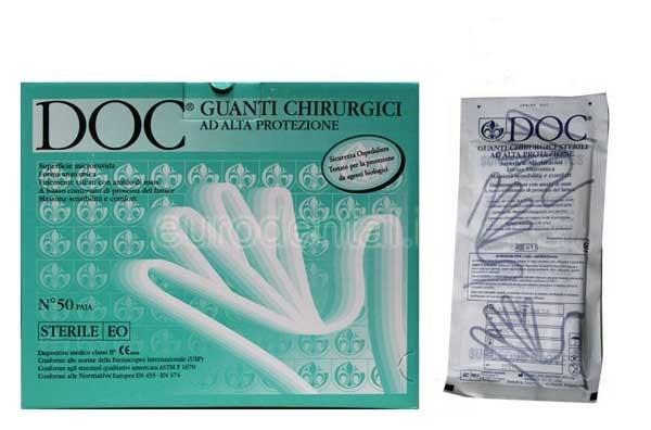 Guanti Chirurgici Doc Sterili
