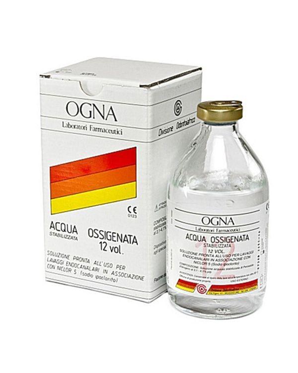 Acqua ossigenata 12 volumi - 250ml 1
