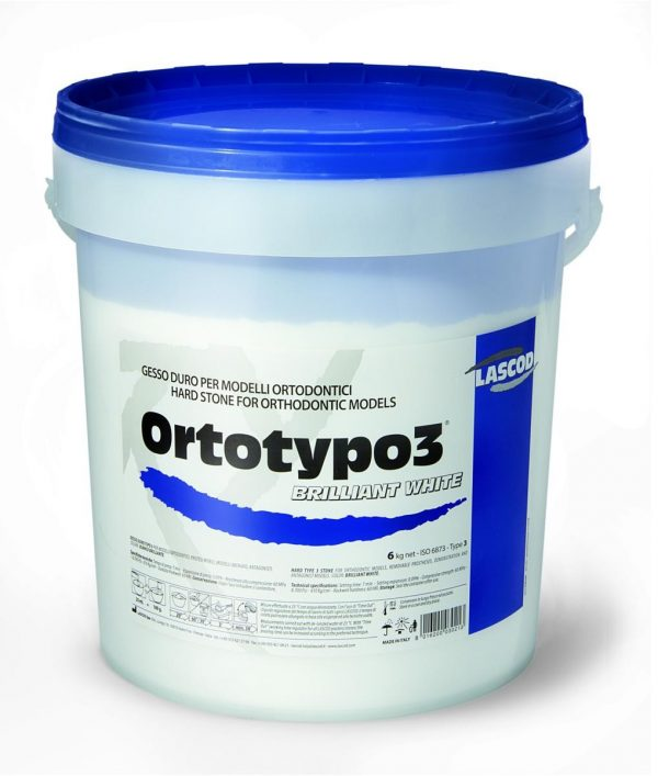 Ortoypo 3 Lascod - Kg. 25 1
