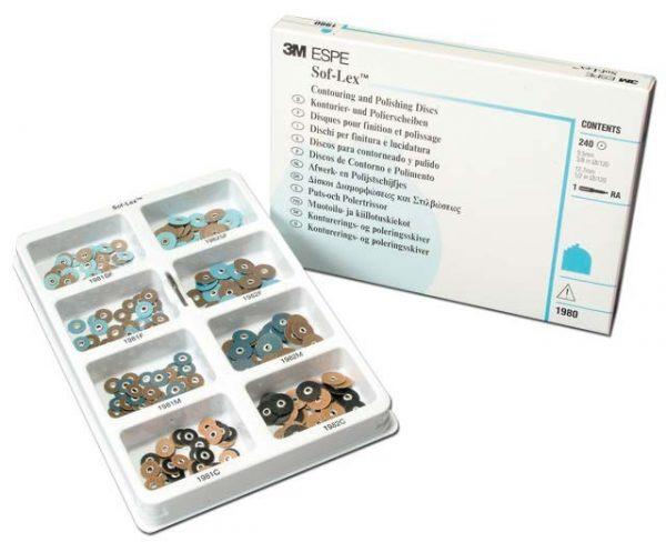 Sof-Lex Pop-On Kit 1
