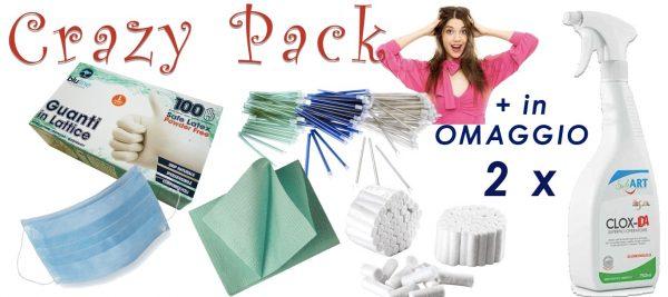 Crazy Pack Super Offerta