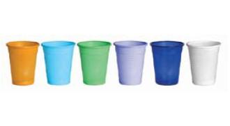 Bicchieri Mix Color G line - 3000pz