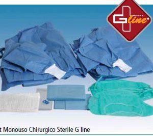 Kit Monouso Chirurgico Sterile G line
