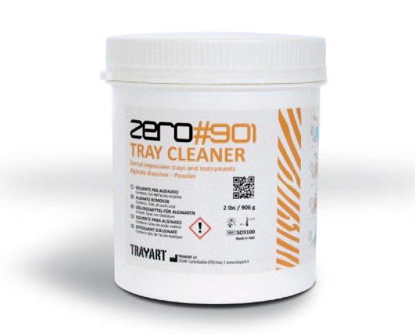 Zero 901 Tray Cleaner Trayart - barattolo + misurino