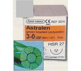 Astralen 3/0 - 36pz 1