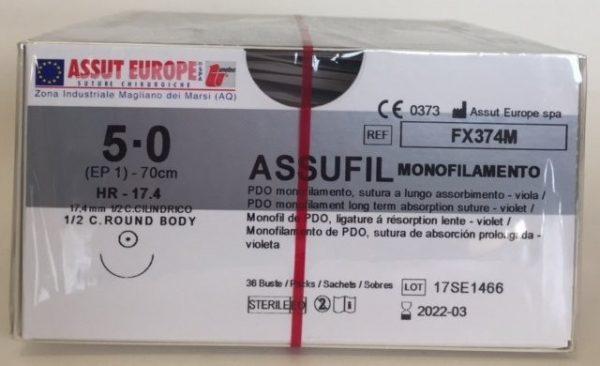 AssuFil 5/0 - 36pz 1