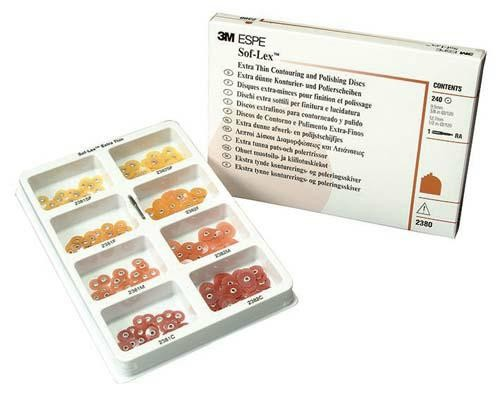 SOF-LEX POP-ON XT DISCHI2381F 85PZ 1
