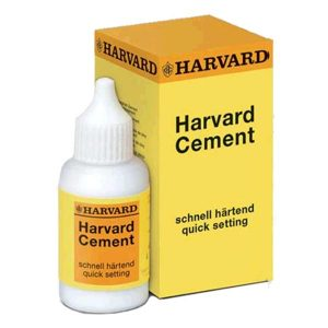 Harvard Cement Presa Normale