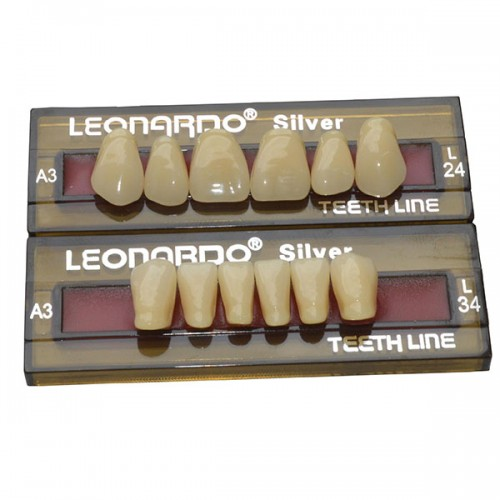 Denti Leonardo Silver